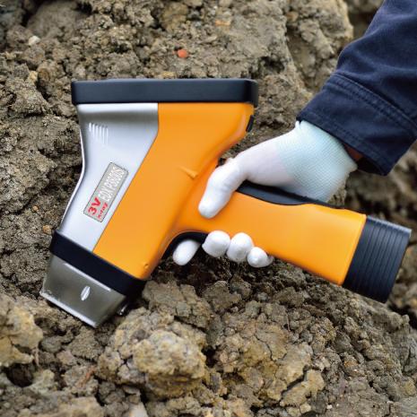 手持式土壤重金屬檢測儀P3600
