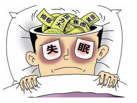 睡眠不足有什么危害?