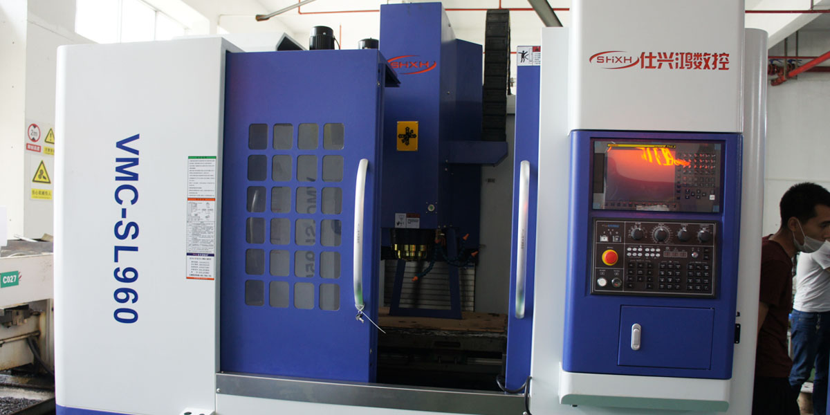 宗泰再购进2台CNC加工中心 加快模具生产速度