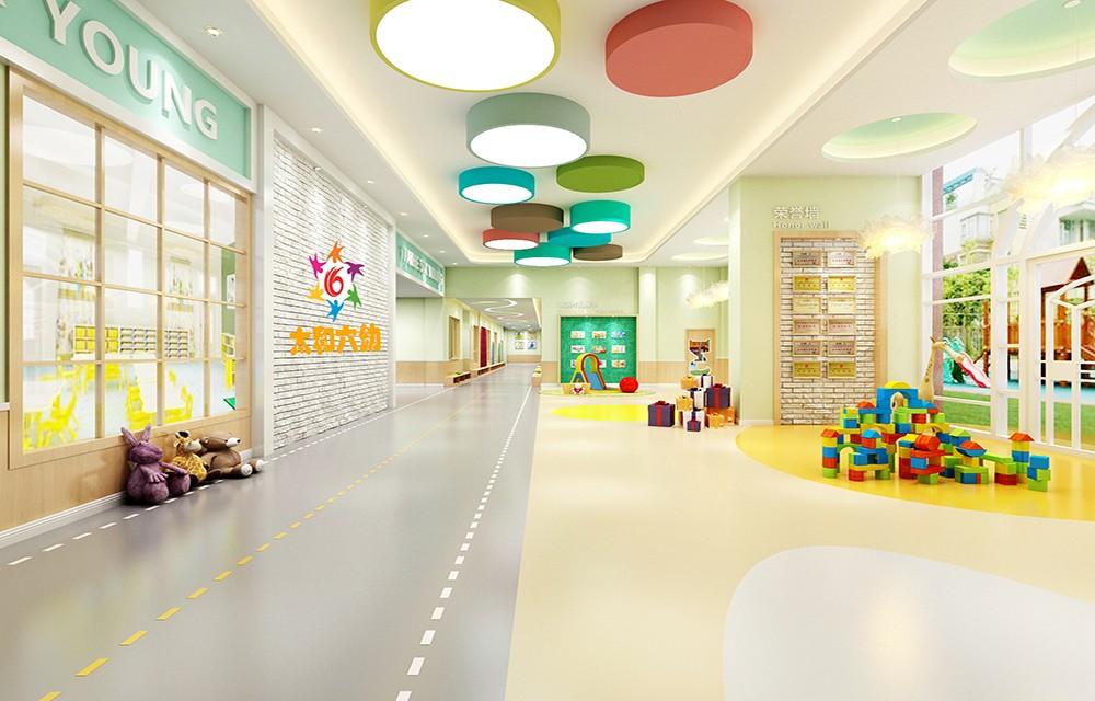 太和幼儿园装修设计