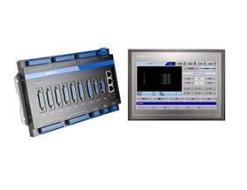 3-6轴植毛机控制系统(10寸屏)