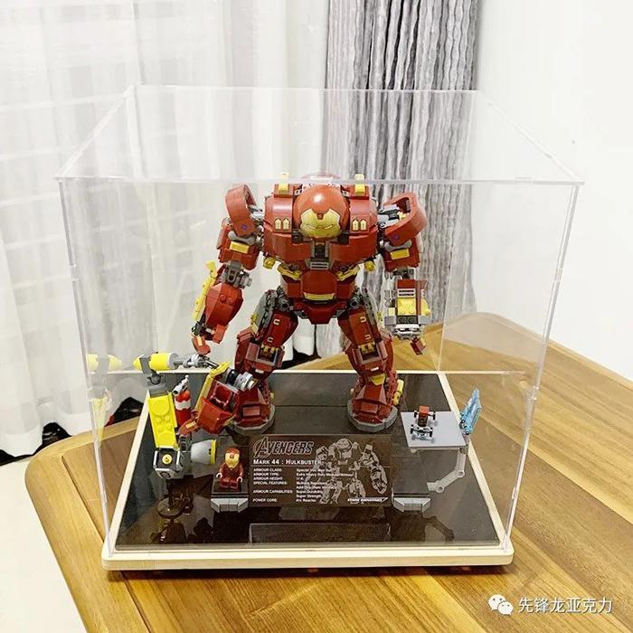 亚克力玩具展示盒