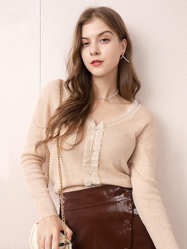 阿莱贝琳时尚品牌女装店2021上新【郁香菲】品牌女装系列