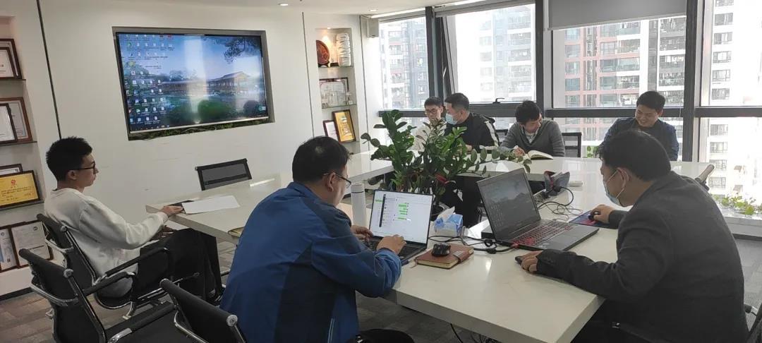 2020年度深圳赛诺年终工作总结暨表彰大会圆满举行