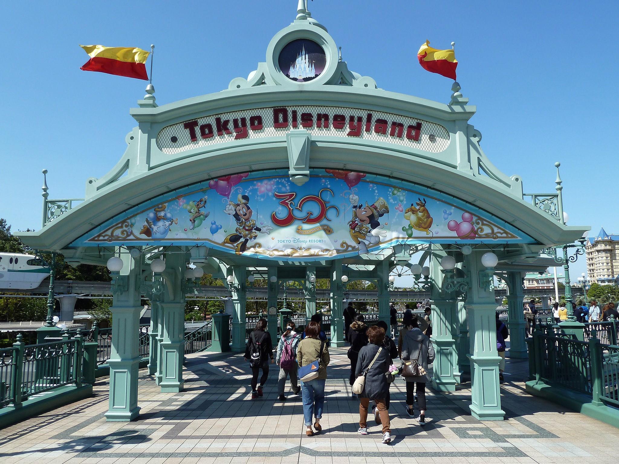 日本迪士尼:一座后現代社會傷疤上的樂園