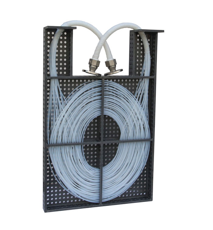 PVDF/PFA/PTFE Heat Exchangers