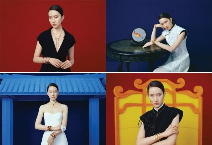 国风雅韵,意蕴新生 周生生携手中国当代美学摄影师张家诚呈献珠宝大片