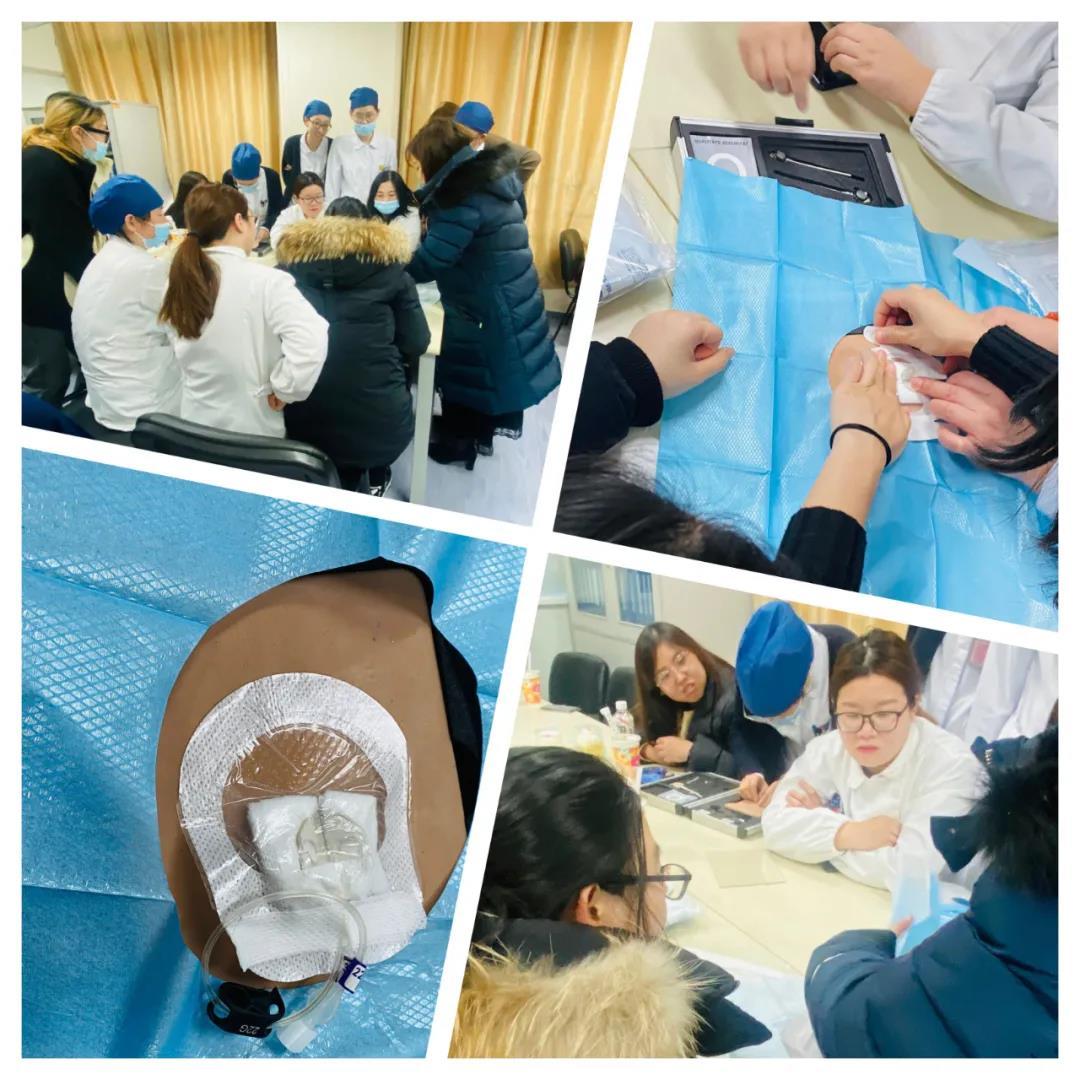 浦东人民医院PORT培训成功举办