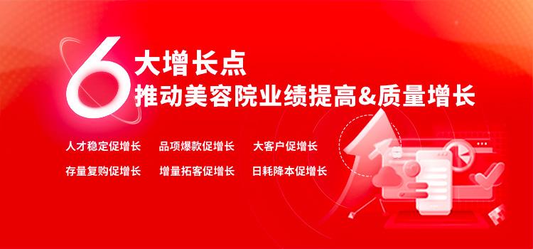 嗨美丽陈学丹:SOP系统6大增长点引擎,推动美容院业绩+利润双增长