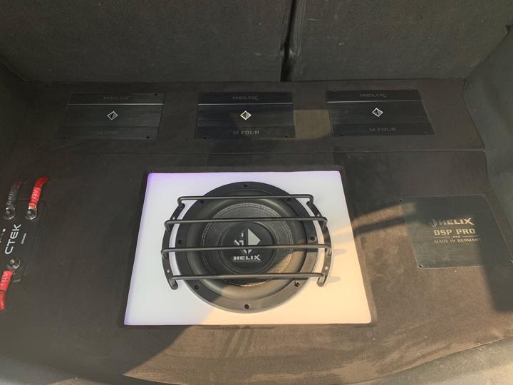 本田飞度音响升级德国BRAX & 德国HELIX | 音乐,让你的心灵永远诗意盎然