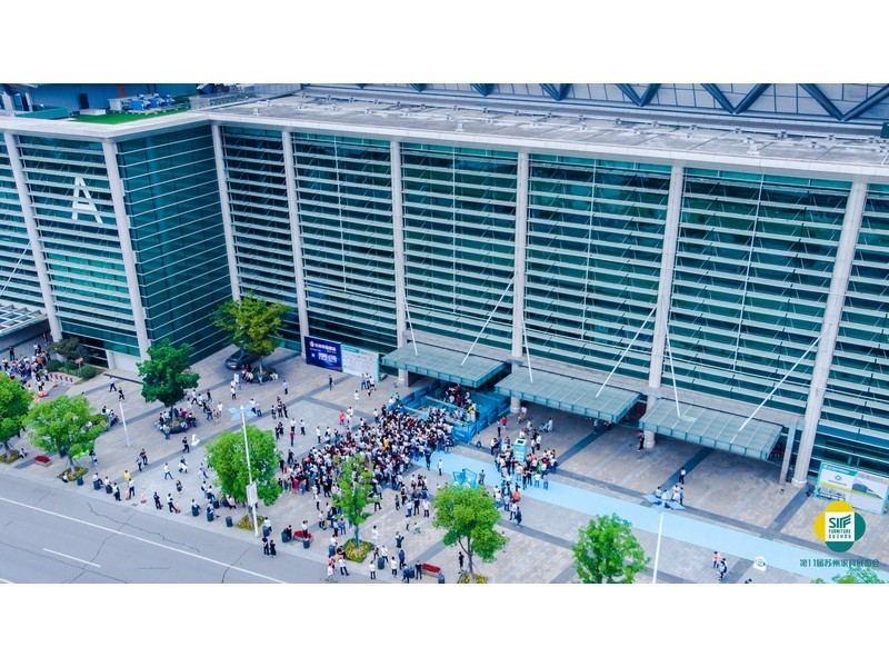 6月|第13届苏州家具展览会深植华东,加强协同发展,释放行业红利