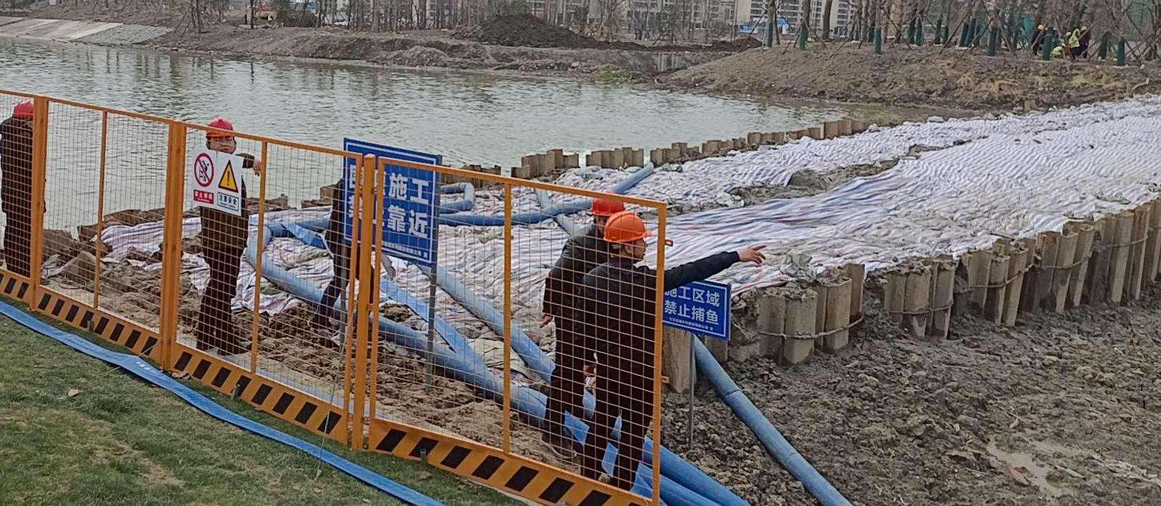 盐城市全面推进串场河市区段整治工程