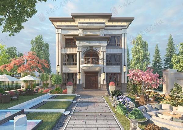 湖北别墅设计