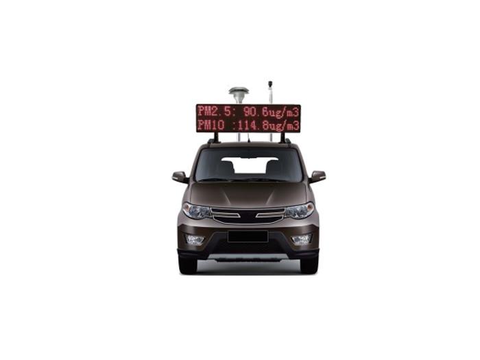 移动监测车