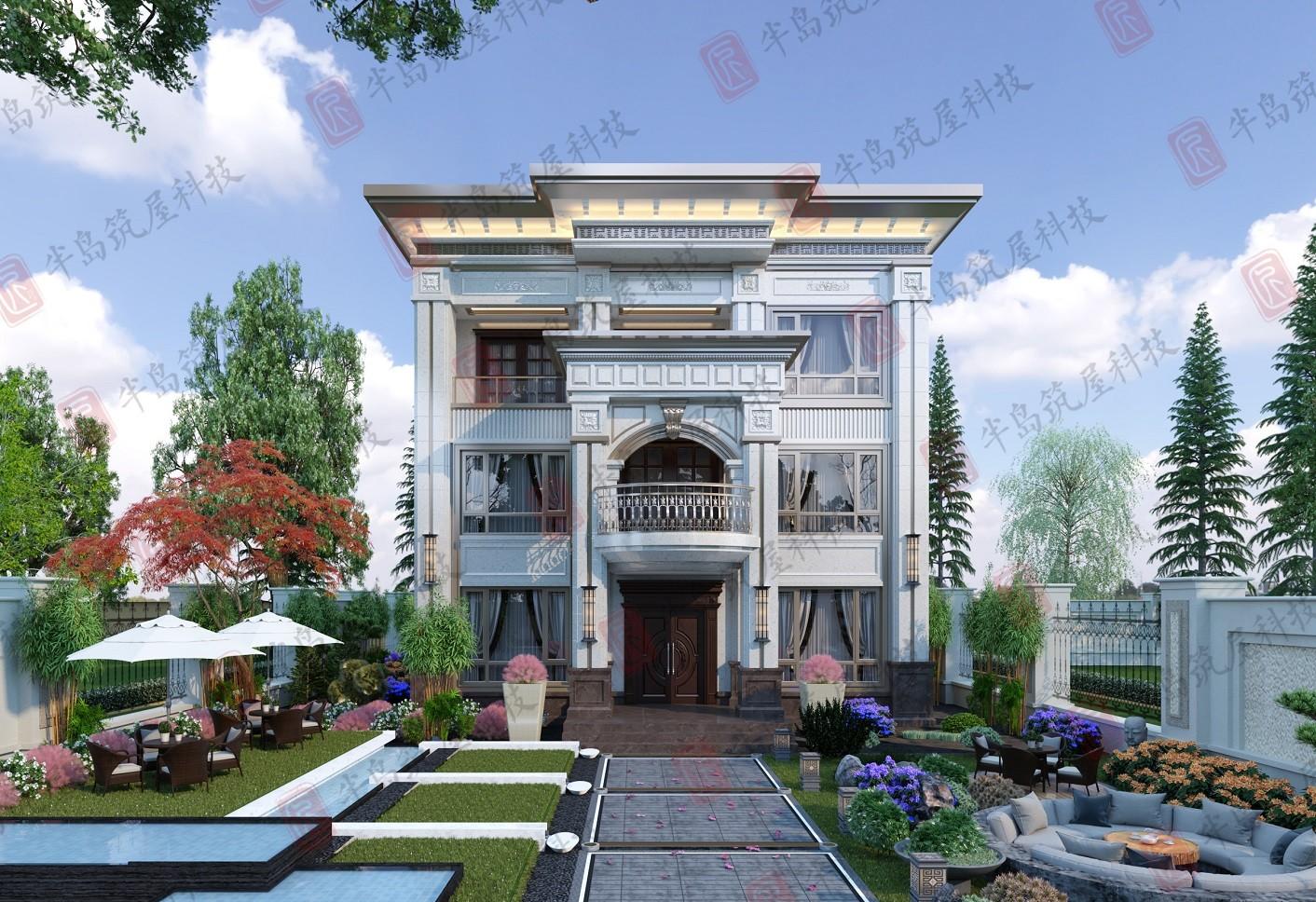 黄冈自建别墅的特点有哪些