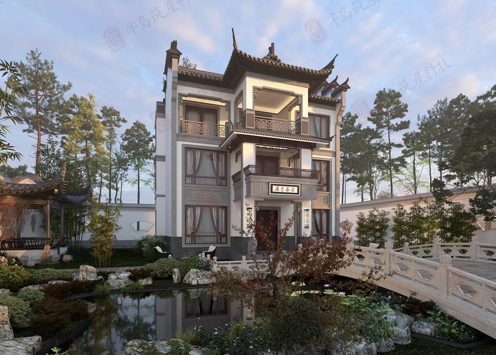 乡村别墅设计时注意的点有哪些?