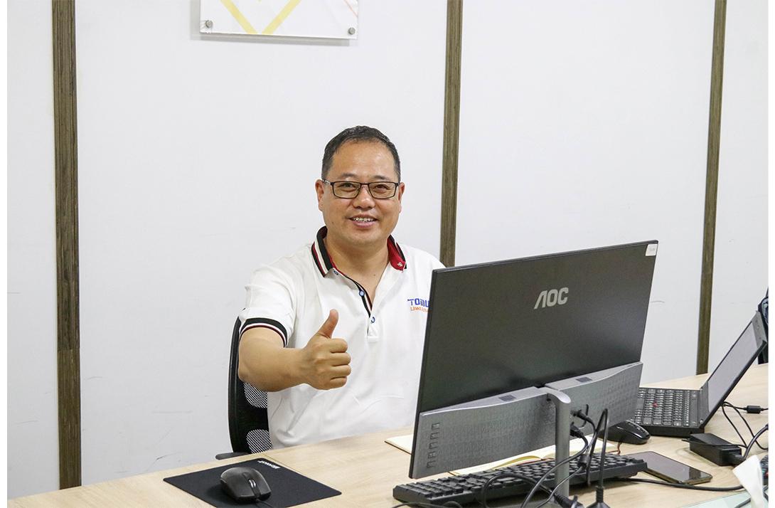 Ye Zhen Deputy General Manager