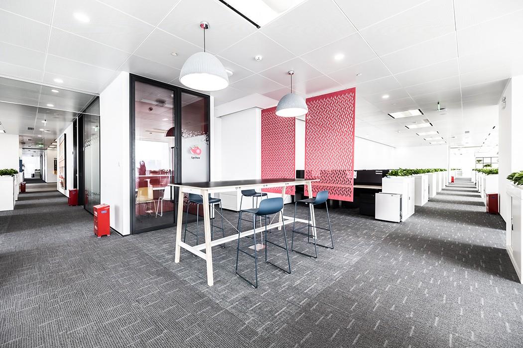沃尔玛全球购办公室设计装修