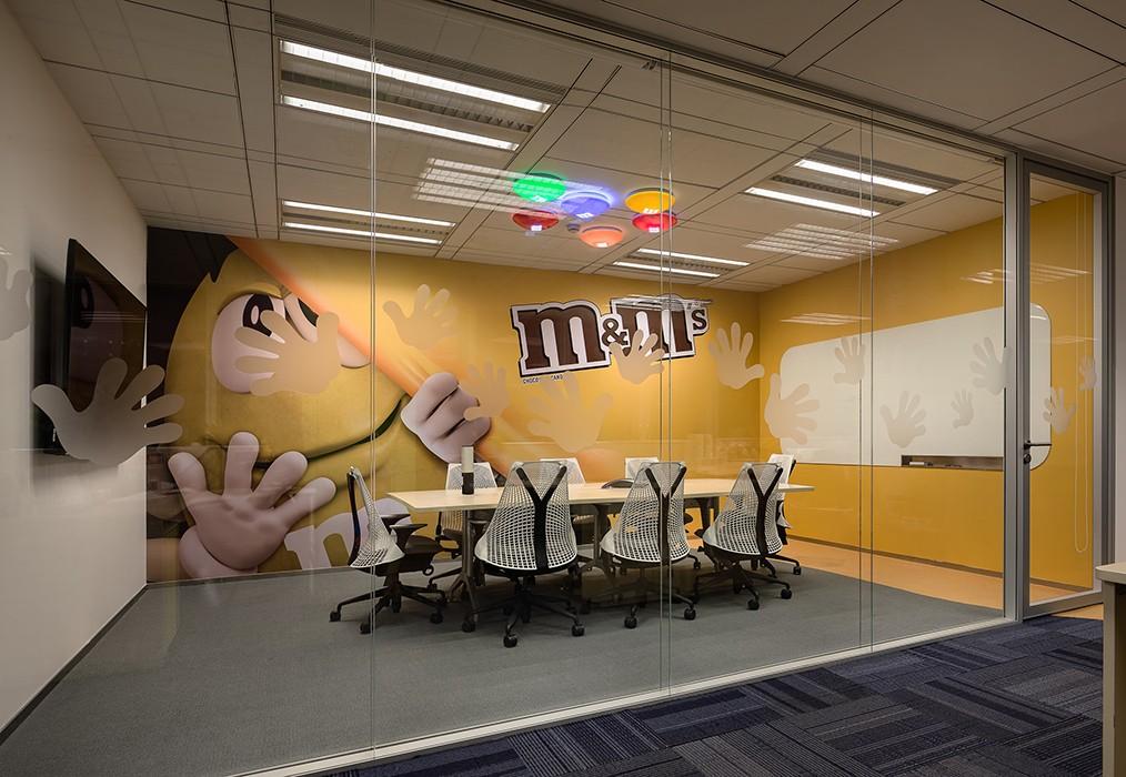 玛氏箭牌办公室设计装修