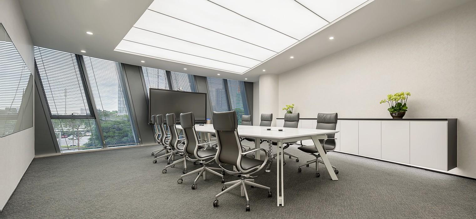 美的总部办公室设计装修