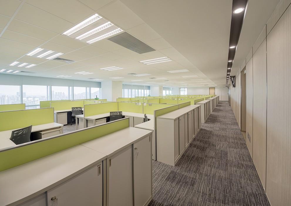 三星华南总部办公室设计装修