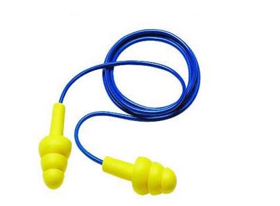 3M E·A·R340-4004 Ultrafit 圣诞树型带线耳塞