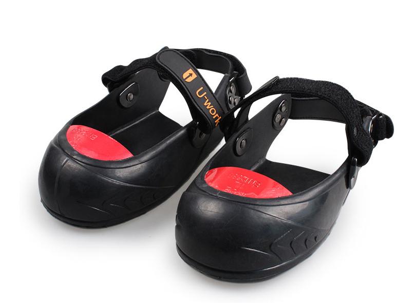优工(U-work)访客鞋,钢包头