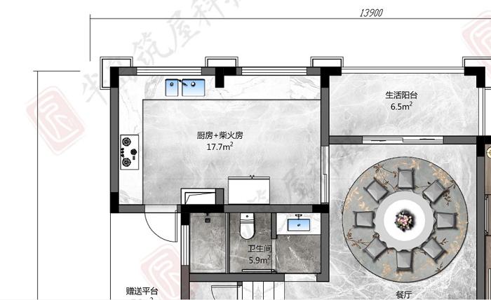 筑屋匠专注乡村别墅产品设计建造——厨房篇