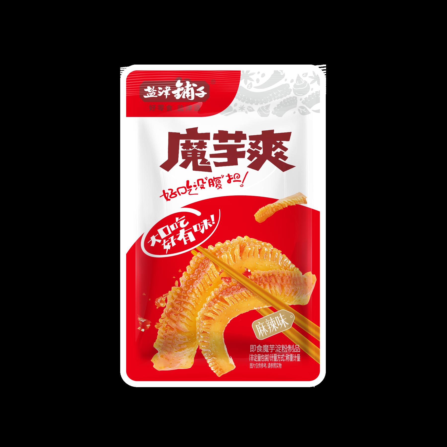 魔芋爽(麻辣味)