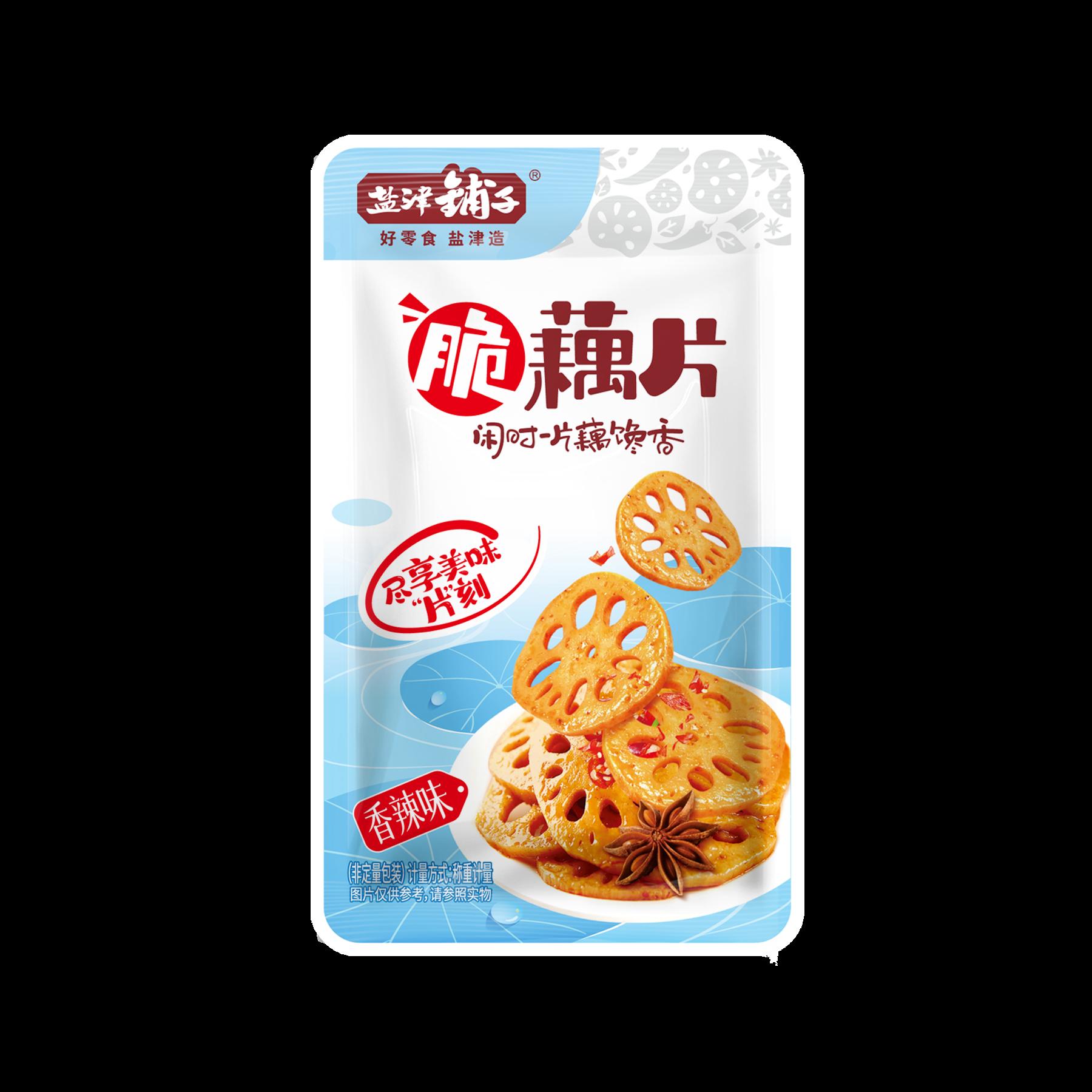 脆藕片(香辣味)