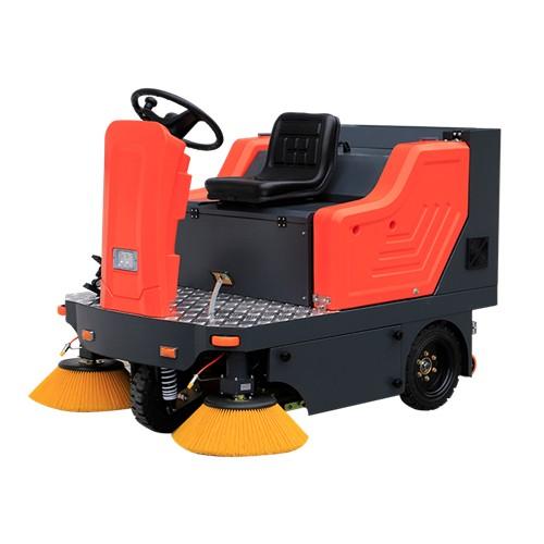 NS-J14驾驶式扫地车