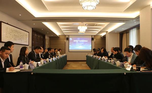 锐意创新 持续推动中国高新技术产业发展——辰安科技出席新科技产业发展讨论会
