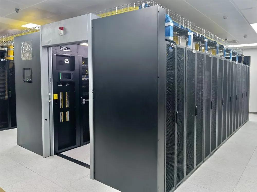 项目案例 | 广州番禺职业技术学院网络中心机房改造