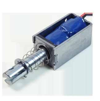 电磁铁SDO-0730L系列 自动取药机小型推拉直动电磁铁螺线管
