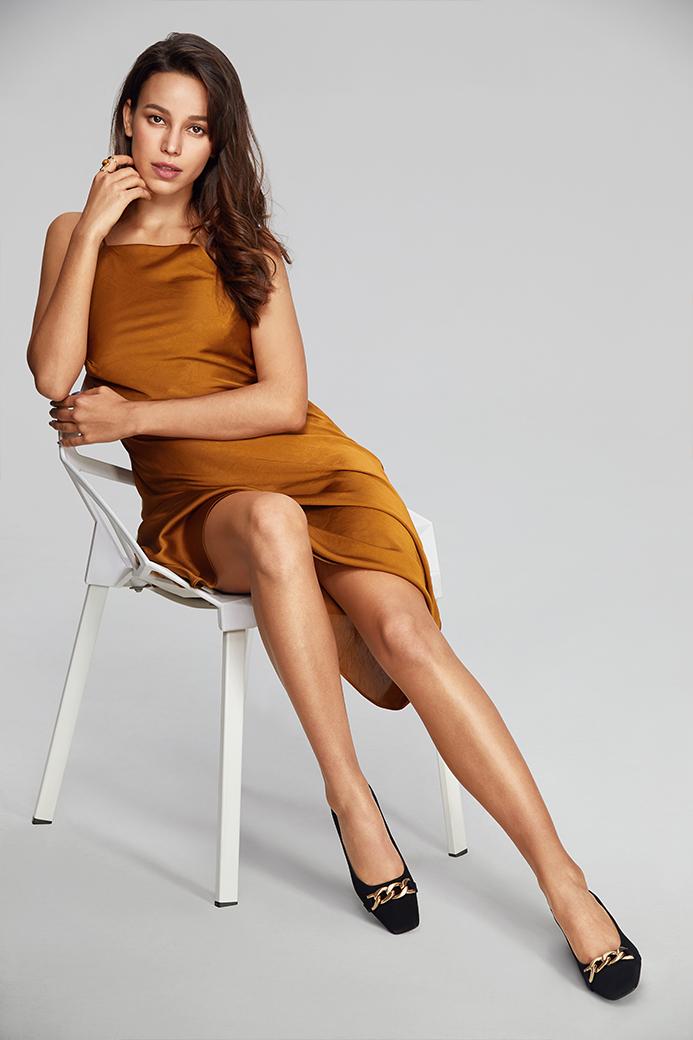 选Patricia美鞋,做有范儿的OL