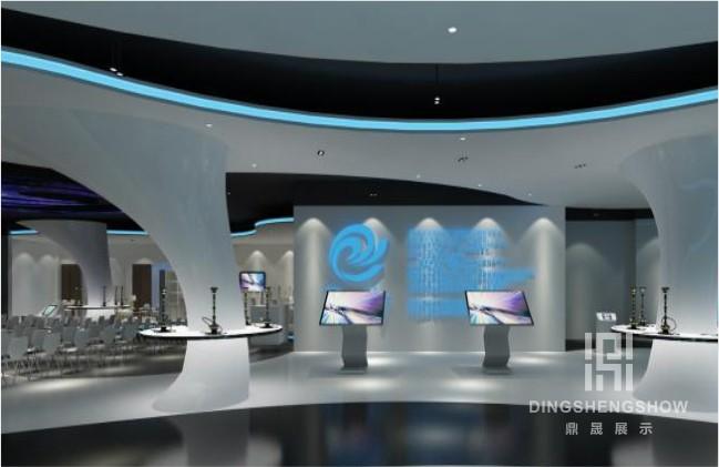 贵州大数据科技展厅