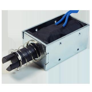 电磁铁SDO-1564S系列 自动化设备中大型尺寸推拉电磁铁螺线管