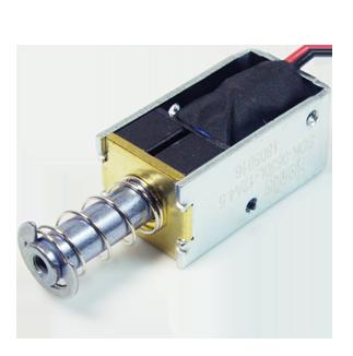 SDK-0630L单保持电磁铁 充电设备用单向自保持式推拉电磁铁