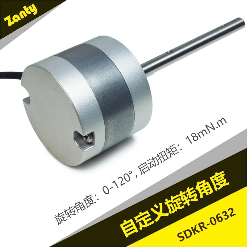 SDKR-0632旋转电磁铁 物流分选机游戏机等应用双向旋转电磁铁