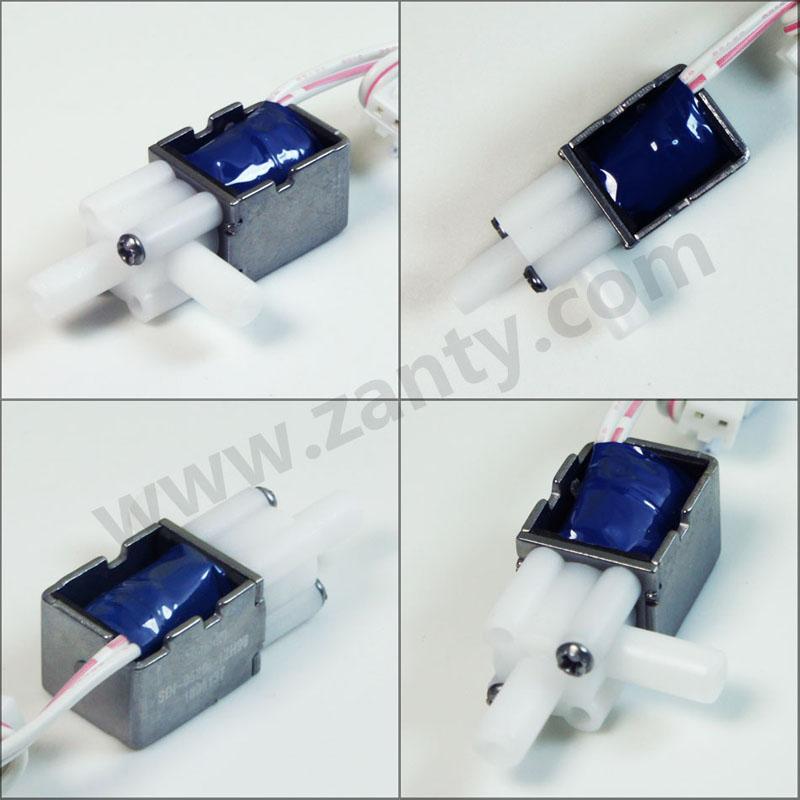 电磁气阀SDF-052021系列 制氧机真空包装机按摩器用小型气体电磁阀