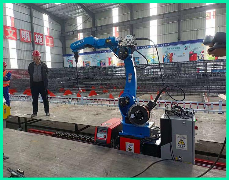 飞宏1套智能钢筋加工设备助力京雄高速公路建设