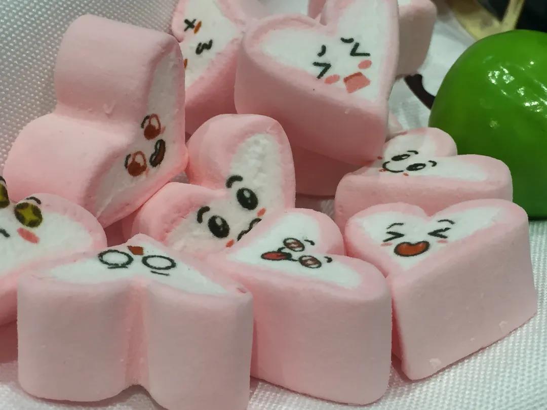 棉花糖打印