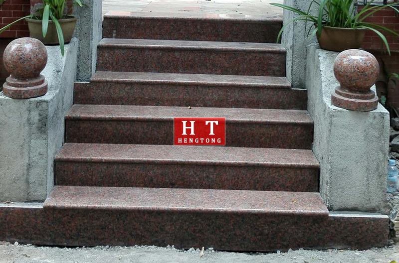 枫叶红大红楼梯板