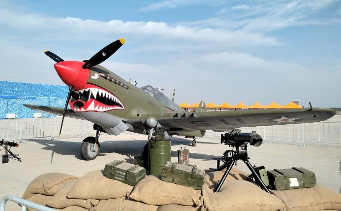 鹰誉科技将携战机模型亮相2021湖南通航产业博览会