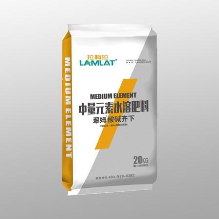 中量元素水溶肥料(微量元素型)-翠姆酸碱齐下20kg