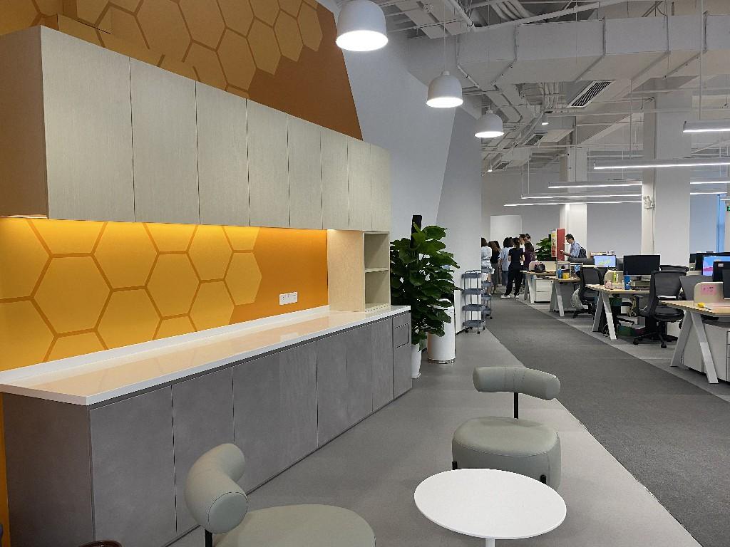 办公设计与互联网的碰撞,青木科技项目赏析(一)