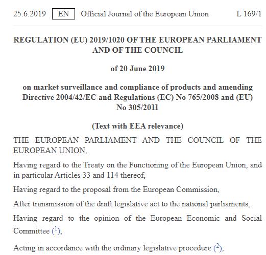 紧急通知:7月16日起,出口欧盟的CE商品如果没有这个,属于违法行为!