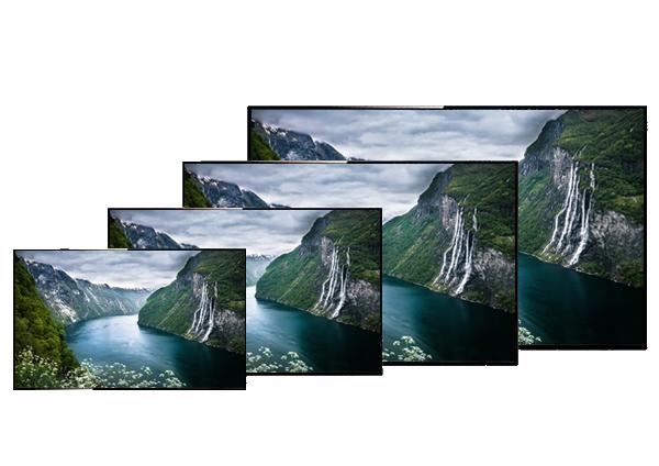 耐诺43寸高清LCD液晶监视器 监控显示器    型号: NJ-43