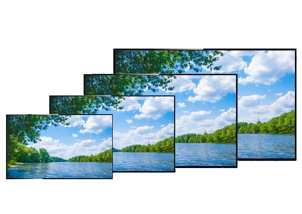 耐诺 32寸LCD监视器 低亮 金属 窄边框    型号: NJ-32