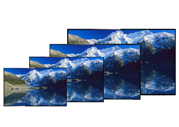 耐诺 65寸液晶监视器LCD液晶监控显示器    型号: NJ-65